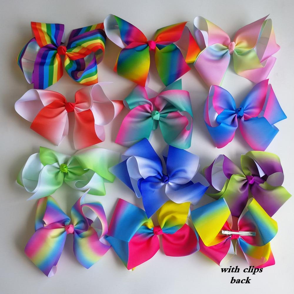"retail 1pc jojo 8"" grosgrain ribbon"