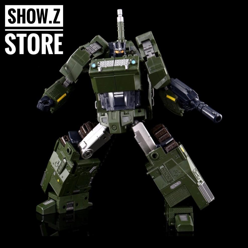 [Show.Z Store] Zeta Toys ZA-04 Uproar Brawl Transformation Action Figure Combiner Combaticon Bruticus [show z store] [pre order] dx9 toys d11 richthofen transformation action figure