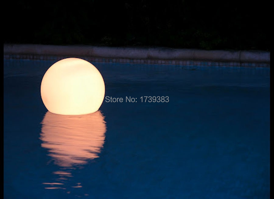 ball night light. aliexpress.com : buy 35cm wireless rechargeable waterproof led ball colorful light remote control for outdoor\u0026garden decoration, pool furniture from night