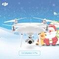 В наличии!!! 100% Оригинал DJI Phantom 4 pro plus Полный новый DJI Phantom 4 Pro Дронов с 1-дюймовый 20MP Изображения Exmor R CMOS сенсор, больше