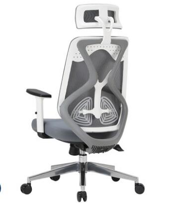 Boss chair. Leather back massage chair. . Computer chair..
