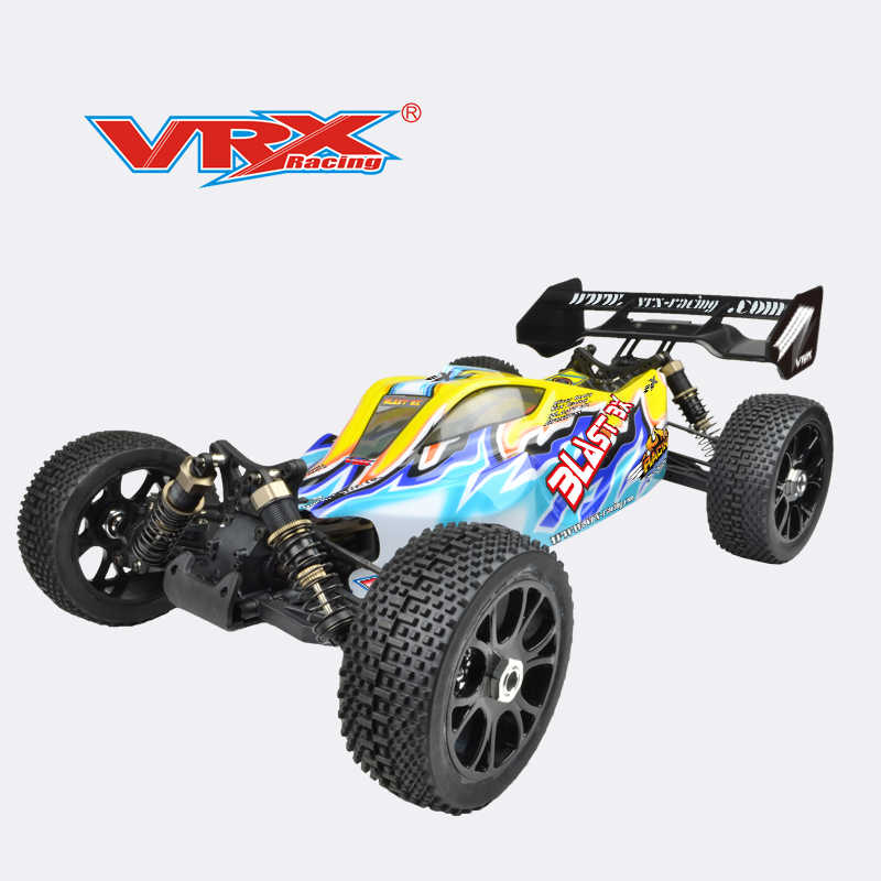 RC off road 1/8 brushless buggy VRX Racing BLAST BX RH816 1/8 schaal 4WD elektrische buggy RTR rc 4x4 auto afstandsbediening speelgoed