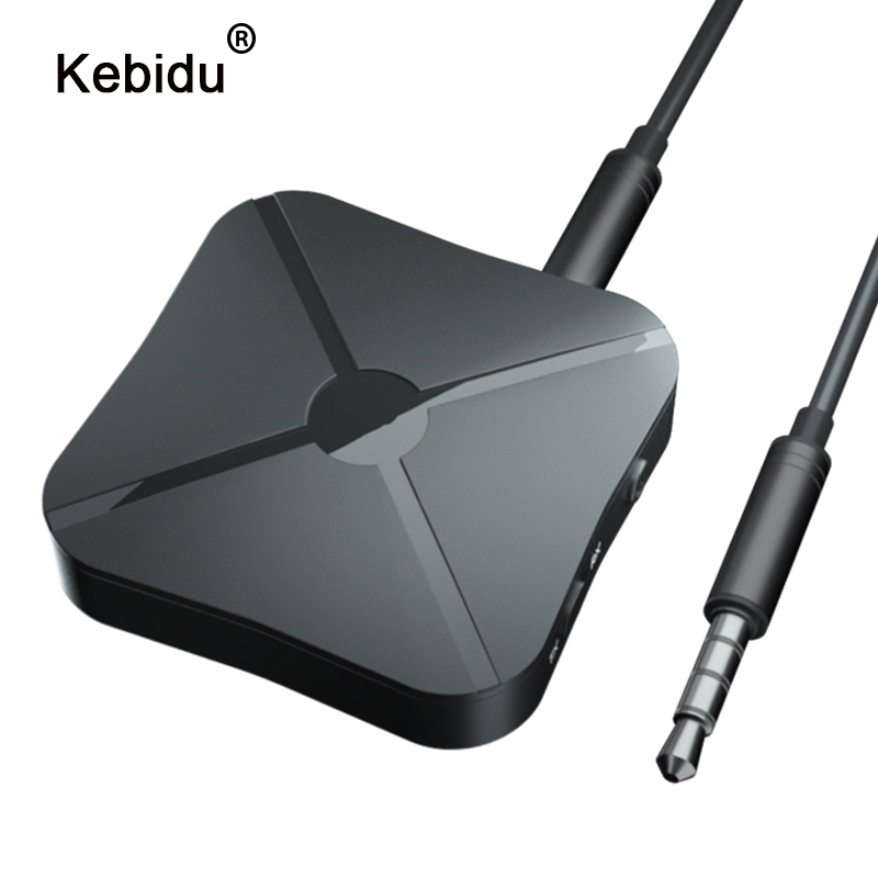 Kebidu Bluetooth Sender & Empfänger Adapter 2 In1 Wireless Bluetooth 4,2 Audio Tragbare Audio-player Adapter Aux 3,5mm Pk B6 In Den Spezifikationen VervollstäNdigen