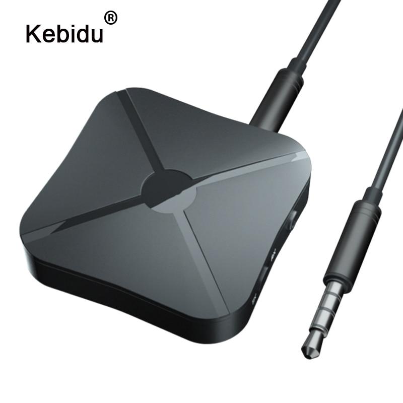 Funkadapter Tragbares Audio & Video Kebidu Bluetooth Sender & Empfänger Adapter 2 In1 Wireless Bluetooth 4,2 Audio Tragbare Audio-player Adapter Aux 3,5mm Pk B6 In Den Spezifikationen VervollstäNdigen
