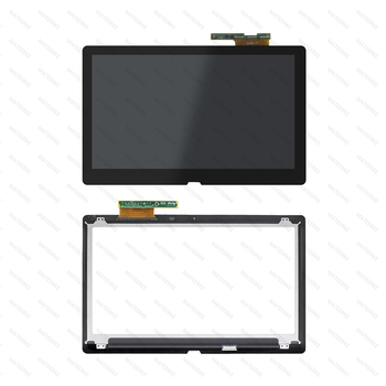 15.6 inch 1920X1080 for Sony Vaio SVF15N SVF15N2M2RS LCD LP156WF4(SP)( U1) Touch Screen Assembly