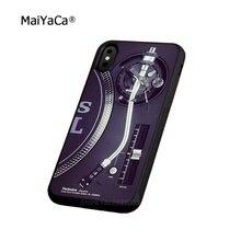 Vinyl record phone cases for iPhone X 5c 5s se 6 6s 6plus 6splus 7 7plus 8 8plus