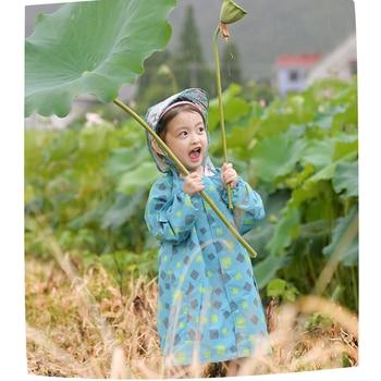 Ragazzi Pioggia Marcia | Pvc Generale Rainsuit Donne Impermeabile Bambini Impermeabile Vestito Accessori E Articoli Per Pioggia Mantello Capa De Chuva Generale Rainsuit Bambini Del Capretto 6R