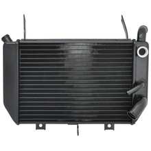 Partes de Refrigeración Del Radiador Refrigerador de Aluminio De la motocicleta Para Suzuki TL1000 1998 1999 2000 2001 TL 1000 98 99 00 01 Nuevo