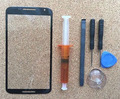 Для Motorola Google Nexus 6 Передняя Экрана Стекло Объектива Замена Комплект Уф Клей инструменты