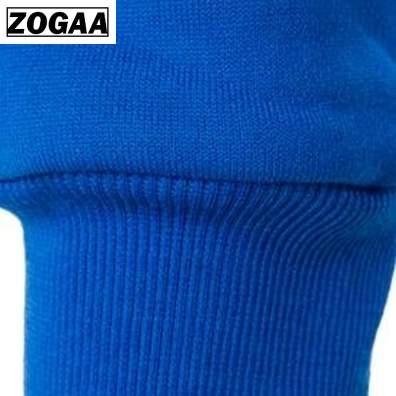 Zogaa 2018 Sweaters Men New Fashion Casual O Neck Slim Cotton Knit Quality Mens Sweaters Pullovers Men Brand Clothing Size in Pullovers from Men 39 s Clothing