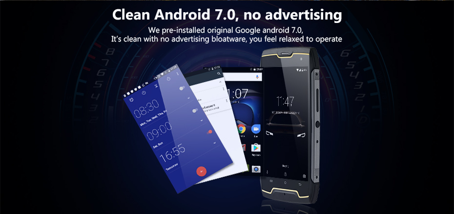 Waterproof MT6580 Smartphone Cell 23