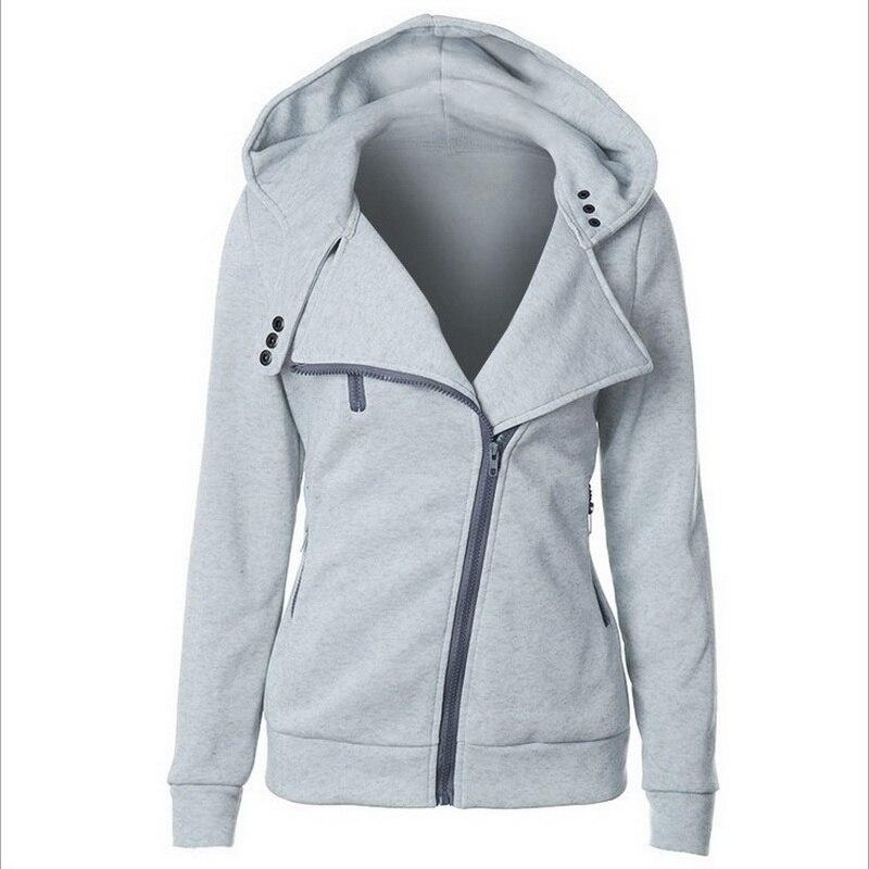 CALOFE 19 Autumn Winter Jacket Women Coat Casual Girls Basic Jackets Zipper Cardigan Sleeveless Jacket Female Coats Plus Size 14