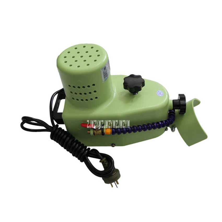 Electric Small Glass Edging Machine Straight Round Bevel Edge  Fish Tank Edging  Portable Tile Trimmer Grinder 220v/110v 800W|Electric Saws| |  - title=