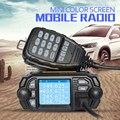 ZT-MP380 VHF 136-174MHz UHF 400-480MHz Dual Band Mobile Radio long range Car walkie talkie