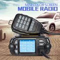 ZT-MP380 VHF 136-174 MHz UHF 400-480 MHz Rádio Móvel de Banda Dupla de longo alcance walkie talkie Carro