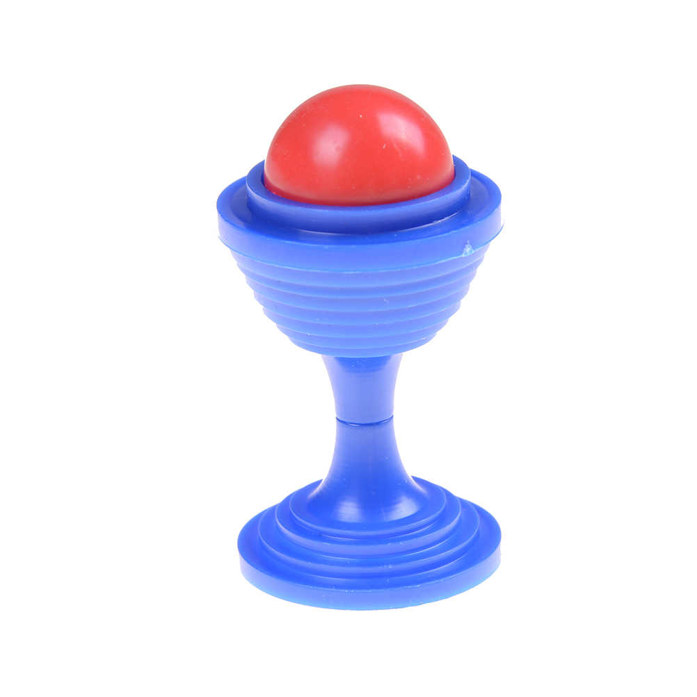 6.7*3.5*3cm Amazing Kids Children Magic Cup Bead Come Cup Close Up Street Magic Trick Toys Kids Children Toys Gag Toys