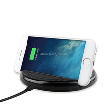 Sinegen Car Universial Qi Wireless Charging for Galaxy S6edge plus J5 S7edge Nexus iPhone 6 i7 i5s Quick Stand Phone Charger