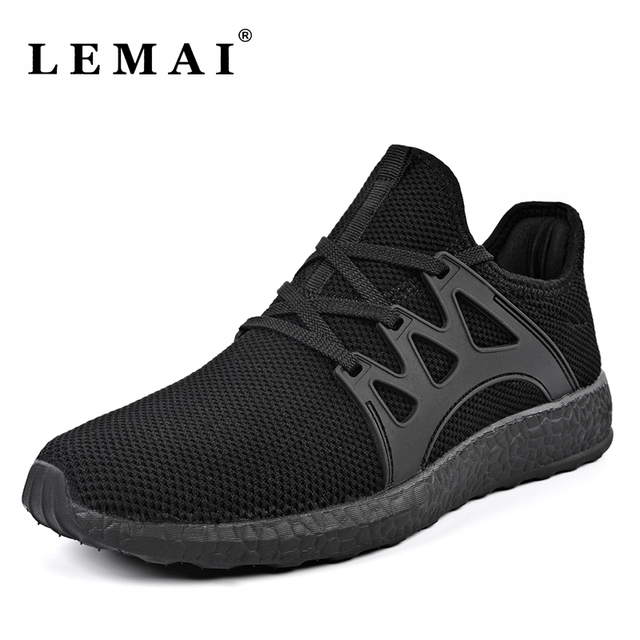 LEMAI Autumn Unisex Men Women Running Shoes For Men Athletic Run Trainers  Outdoor Sports Sneakers Shoes 2e874a1322f