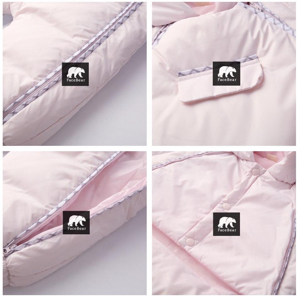Wերմ ձմեռ: 2017 նոր մանկական տղաներ, - Հագուստ նորածինների համար - Լուսանկար 3