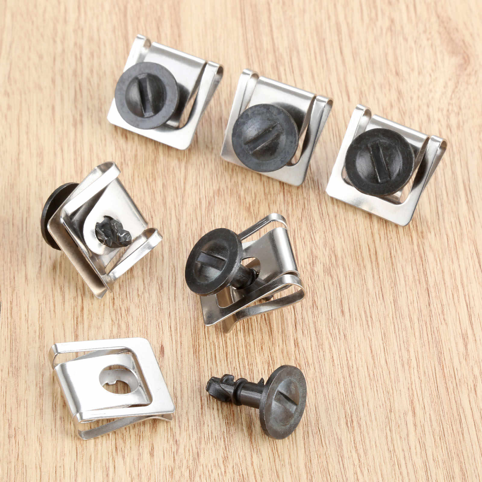 20X for VW Passat Lupo Engine Cover Undertray  Guard Torx Socket Head clips