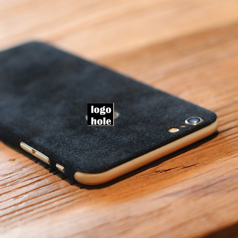 For iphone6 plus Suede back film Protective cover stickers