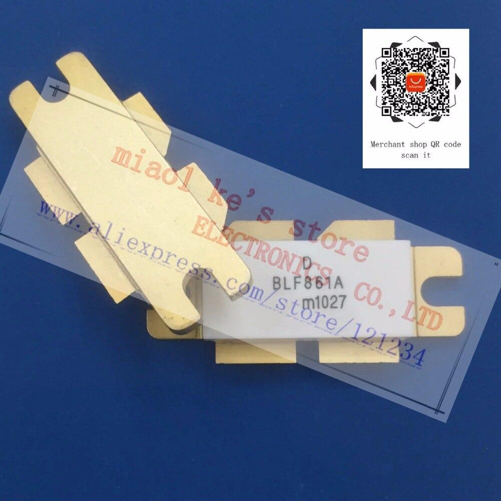 BLF861A Blf861a-[РЧ полевой LDMOS 65 V 150W14. 5DB 860 МГц SOT540A]-100% оригинал высокое качество транзисторы