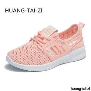 HUANG-TAI-ZI Sneakers Casual Shoes Platform Woman 3a599fe948