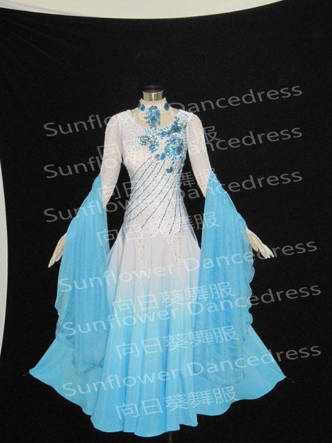 Online Shop Competition Ballroom Standard Dance Dress,Ballroom ...