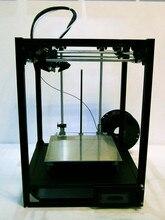 Envío gratuito de gran tamaño fuselaje de metal de precisión alta calidad bricolaje kit de impresora 3D con LCD Ultimaker2 estructura