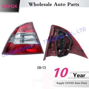 Image 4 - CAPQX Bremse Hinten Schwanz Licht Für Ford Focus 2005 2008 2009 2013 rücklicht rücklicht bremslicht stop licht