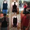 Bodybuilding Brand Tank Top Men Stringer Tank Top Fitness Singlet Sleeveless 4