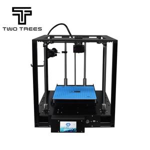 Image 3 - שני עצי 3D מדפסת גבוהה דיוק ספיר S CoreXY אלומיניום פרופיל מסגרת גדול אזור ערכת Core XY מבנה אוטומטי פילוס