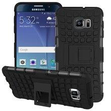 For Samsung Galaxy S6 Edge Plus Case G9280 Heavy Duty Armor Shockproof Hybrid Hard Rugged Rubber Cover For Samsung S6 Edge Plus чехол клавиатура samsung keyboard cover для samsung galaxy s6 edge plus серебристый [ej cg928rsegru]