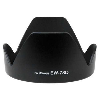 Camera EW-53 EW-63C EW-73B EW-78D Flower Shape Lens Hood Lens Cap For Canon EF-S 18-55mm f/3.5-5.6 IS STM Camera Accessory фото