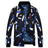 9XL Men Plus Size Casual Jacket Spring Autumn Male Regular Fit Streetwear Hip Hop Overcoat College
