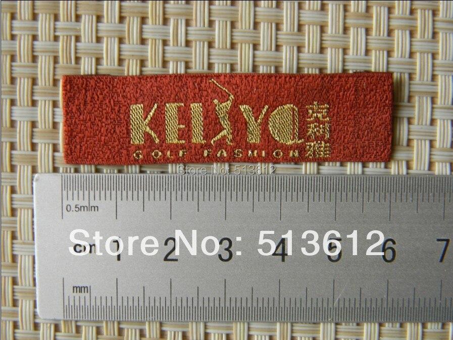 Ev ve Bahçe'ten Giysi Etiketleri'de Lüks Altın dokuma etiket, metalik altın iplik dokuma etiket'da  Grup 3