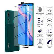 For Huawei P Smart Z Glass screen protector 9D Full Cover Protective film For ha