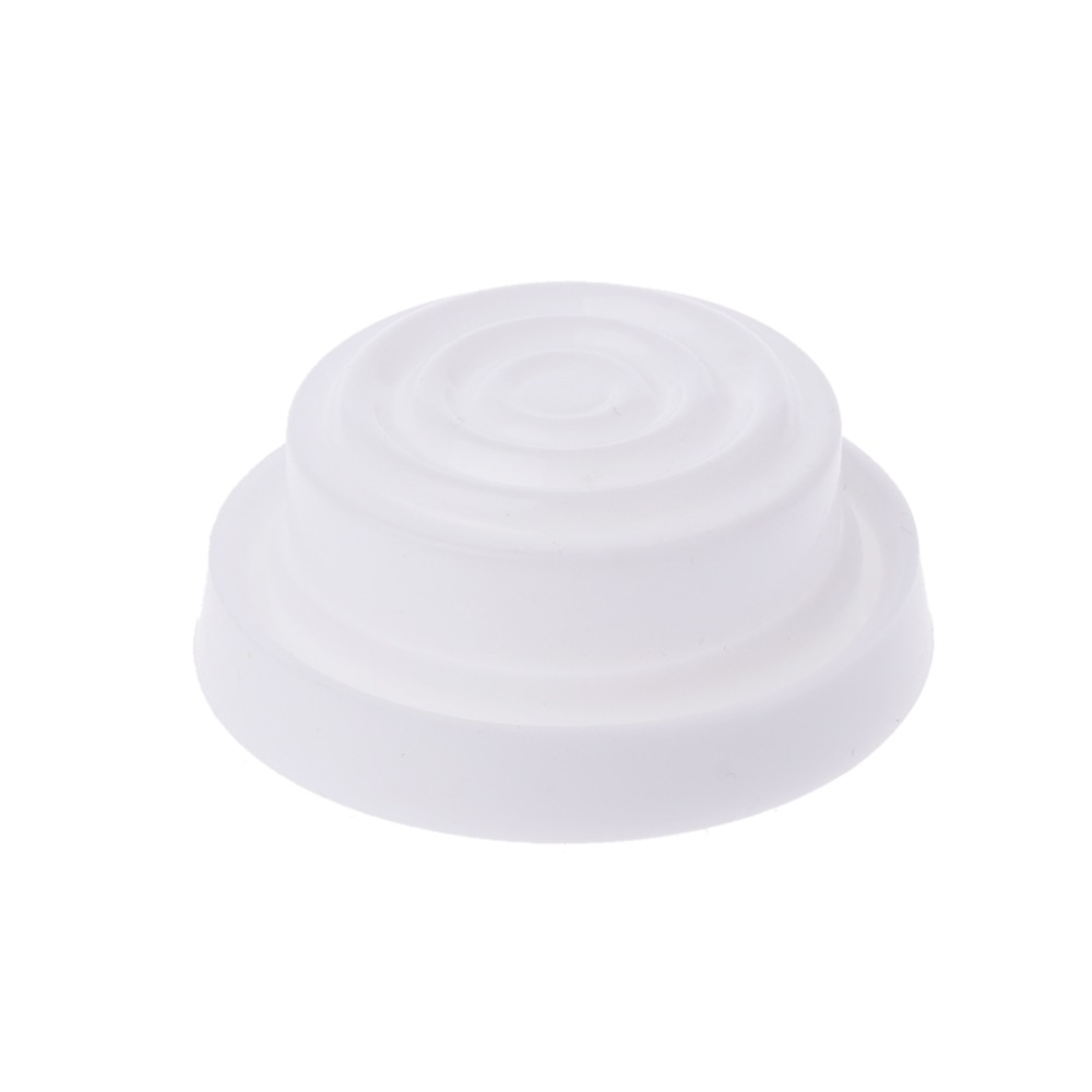 1 Pc Electric Breast Pump Diaphragm Accessories White Baby Silicone Feeding Replacement Parts