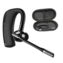 Bluetooth Headset  K6 Business Wireless Headphones Noise Reduction Earphone with Car earpiece