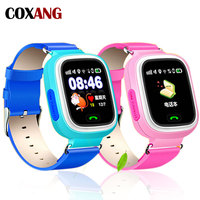 COXANG Smart Watch For Baby Kids Children with GPS Tracker Locator SOS Phone book Sim Dial Call Wifi Clock WatchPhone Smartwatch