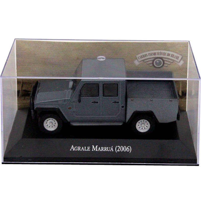 IXO Altaya 1:43 Scale FOR Agrale Marrua 2006 Pickup Trucks Car Diecast Models Collection Toys