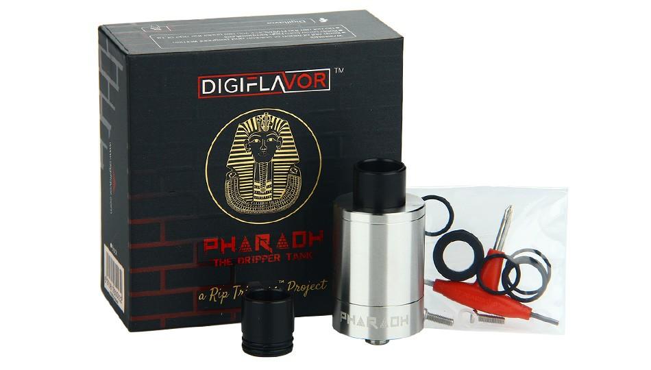 Digiflavor Pharaoh 25 Dripper Tank 2