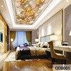 QINGCHUN Custom Print 3D Fabric Textile Wallcoverings For Walls Ceiling Matt Silk For Bedding Room Chinese