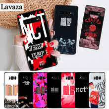 Lavaza NCT 127 Kpop Boy group Silicone Case for Samsung S6 Edge S7 S8 Plus S9 S10 S10e Note 8 9 10 M10 M20 M30 M40