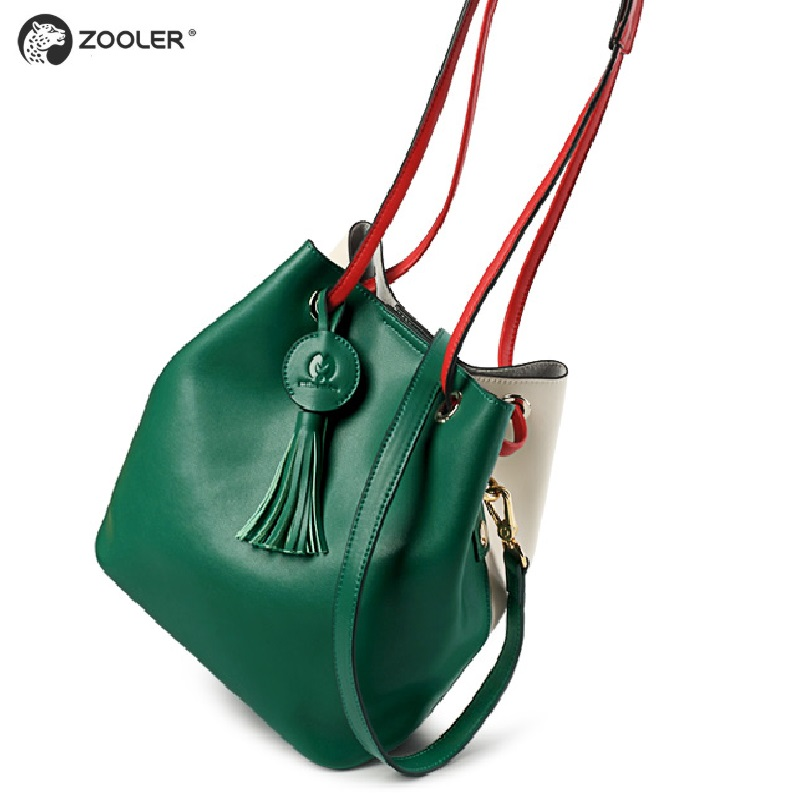 ZOOLER brand leather bags women cow leather handbag woman Shoulder Messenger Bags 2019 travel purse large tote bag High qualityZOOLER brand leather bags women cow leather handbag woman Shoulder Messenger Bags 2019 travel purse large tote bag High quality