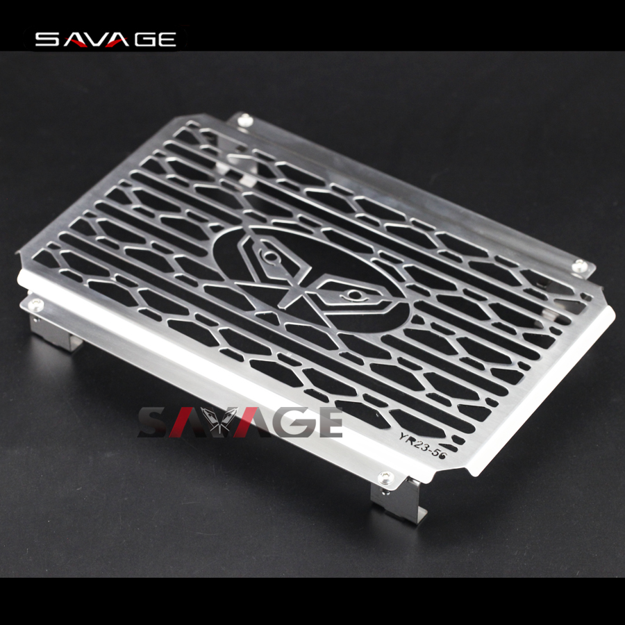 For YAMAHA MT 25 MT 03 MT25 MT03 2015 2016 Motorcycle Radiator Grille Guard Cover Protector