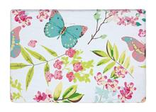 Floor Mat Watercolor Tropical Flower with Butterfly Print Non-slip Rugs Carpets alfombra For Indoor Outdoor living kids room