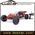 1/5 vendas Rovan Baja 5B 30.5cc RC carro com 2.4 G 3 canal controlador