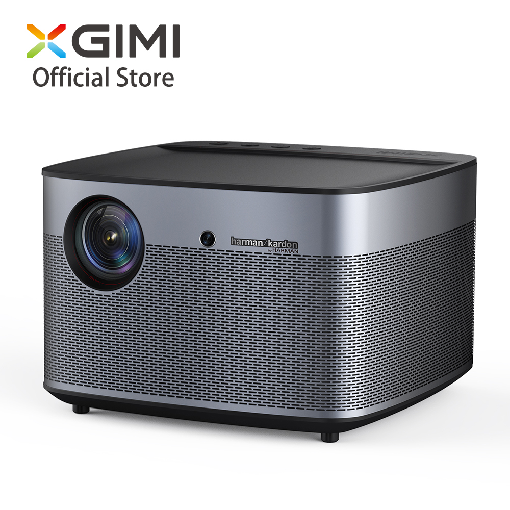 Original XGIMI H2 Home Projector 1350 ANSI Lumens 1080p LED DLP 3D Video Android Wifi Bluetooth Smart Theater HDMI 4K Beamer цены