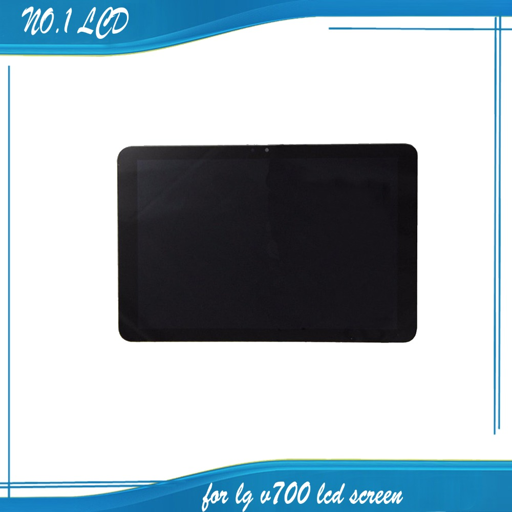 10.1 For LG G Pad 10.1 V700 VK700 LCD Screen Display+Digitizer Touch Glass Assembly Repairment Parts Tablet Pc For LG Screen
